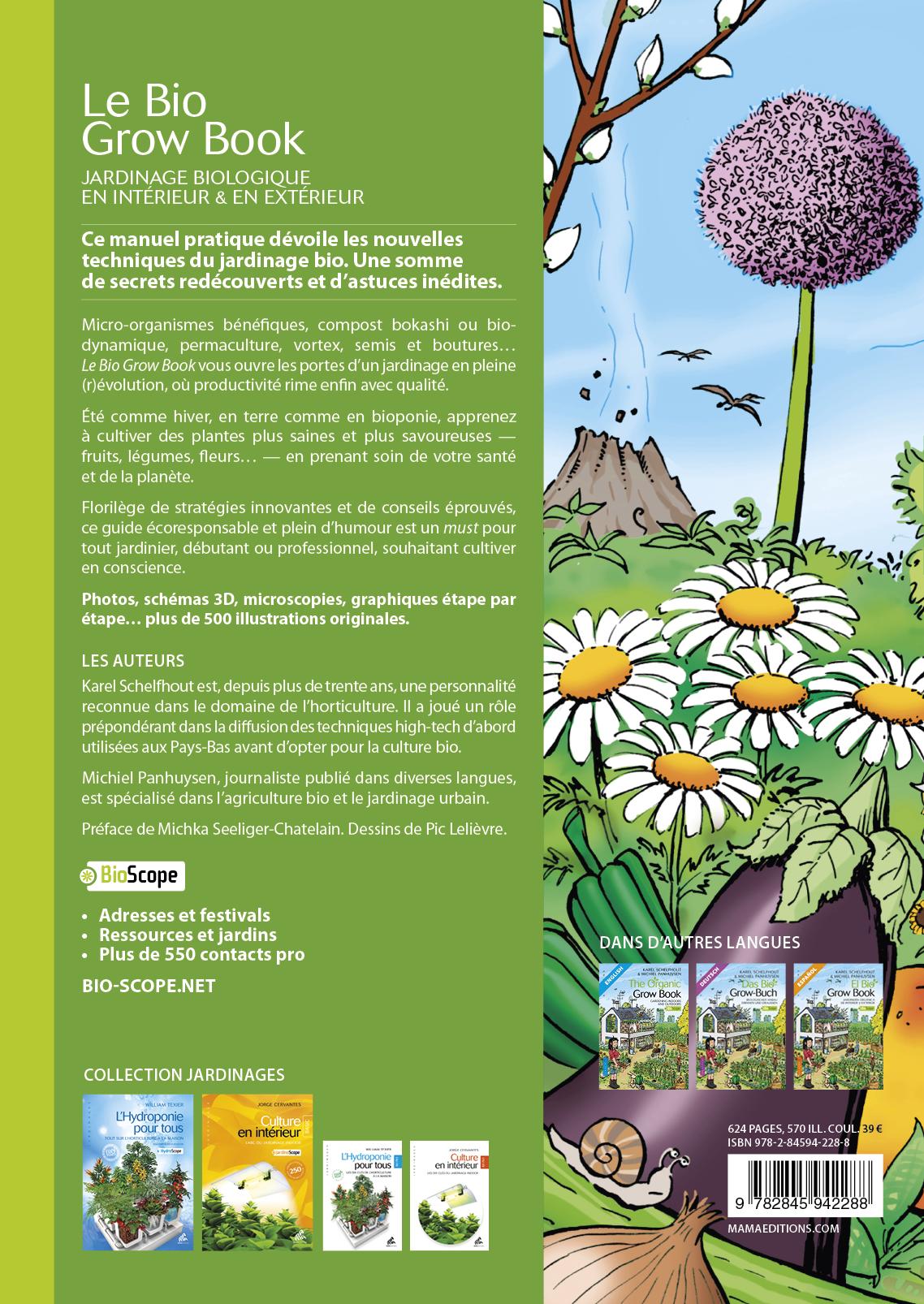 Catalogue jardinage bio for Catalogue de jardinage