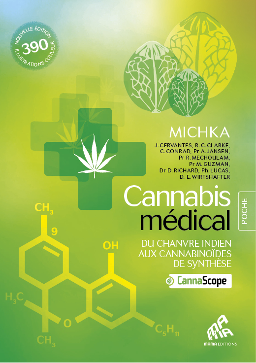 Cannabis médical - Édition Poche