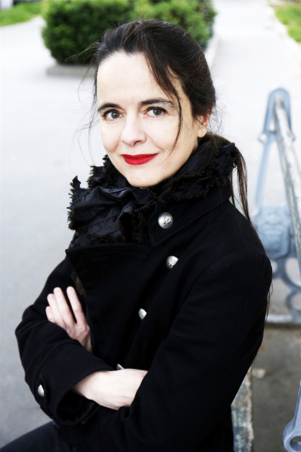 photo de Amelie Nothomb ©Olivier Dion